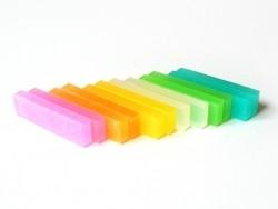 12 OYUMARU putty sticks - trendy colours