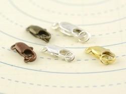 Acheter 1 mousqueton long - 18 mm - couleur bronze - 0,59€ en ligne sur La Petite Epicerie - 100% Loisirs créatifs
