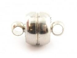1 Magnetverschluss - silberfarben (hell)