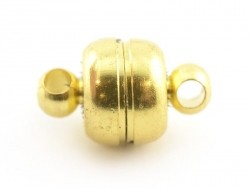 1 magnetic clasp - gold-coloured