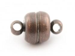 1 fermoir aimanté  - couleur cuivre  - 1