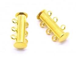 Acheter 1 fermoir aimanté multirang - couleur doré - 2,39€ en ligne sur La Petite Epicerie - 100% Loisirs créatifs