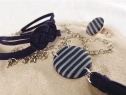 """Kit création bijoux """"L'insaisissable"""""""