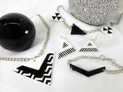 """Kit création bijoux """"L'audacieuse"""""""