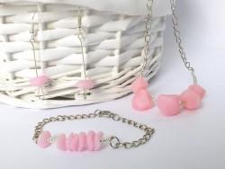 """Kit création bijoux """"L'amoureuse"""""""