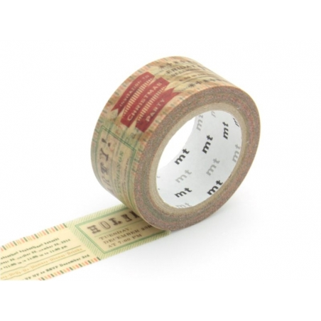 Christmas masking tape - vintage Masking Tape - 2