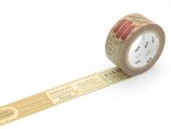 Masking tape Noël vintage