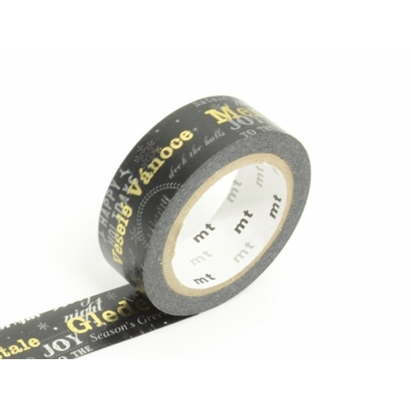 Masking tape message Joyeux Noël Masking Tape - 2