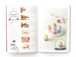 Livre Gâteaux miniatures en pâte Fimo - Valérie chamard