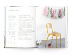 Buch - Des pompons dans ma déco (auf Französisch)