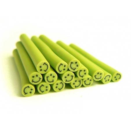 Acheter Cane sourire Vert pomme- en pâte polymère pour le modelage - 0,99€ en ligne sur La Petite Epicerie - Loisirs créatifs