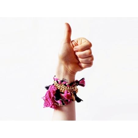 "French book ""Coffret- Mes bracelets chics"""