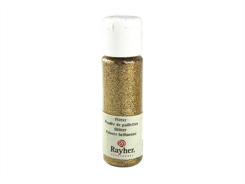 Acheter 1 tube de paillettes fines - doré - 2,59€ en ligne sur La Petite Epicerie - 100% Loisirs créatifs