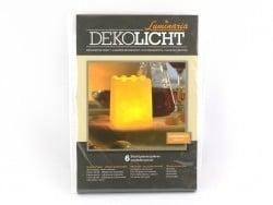 6 decorative lights