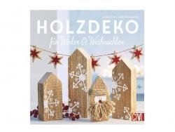 """Book - """"Holzdeko für Winter & Weihnachten"""" (in German)"""