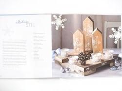 """Livre """"Holzdeko für Winter & Weihnachten"""""""
