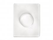 Moule cercle 5,5 cm en plastique