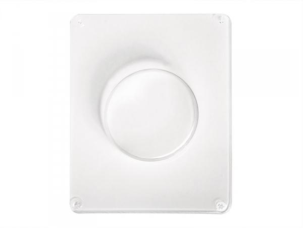 Circular plastic mould (6.5 cm)