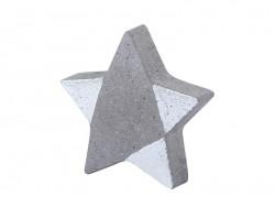 Moule étoile en plastique souple