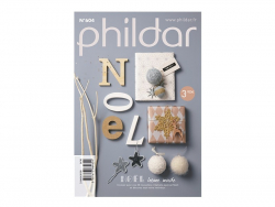 Mini magazine - Phildar no. 604 (in French)
