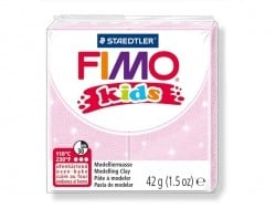 Pâte Fimo rose perle 206 Kids