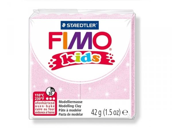 Fimo Kids - pearl rose no. 206