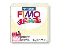 Pâte Fimo jaune perle 106 Kids