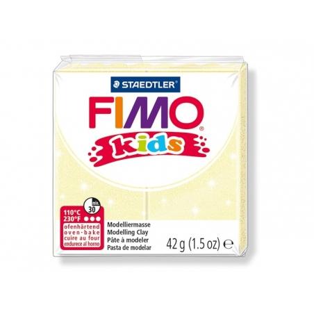 Pâte Fimo jaune perle perle 106 Kids