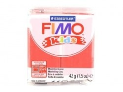 Fimo Kids - glitter red no. 212