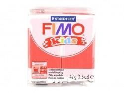 Pâte Fimo rouge paillettes 212 kids