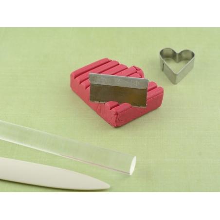 Acheter Pâte Fimo rouge paillettes 212 kids - 1,79€ en ligne sur La Petite Epicerie - 100% Loisirs créatifs