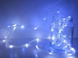Guirlande LED néon - bleu