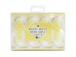 Acheter Guirlande LED néon - blanc - 12,90€ en ligne sur La Petite Epicerie - 100% Loisirs créatifs