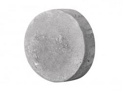 Kreisförmige Plastikgießform (7,5 cm)