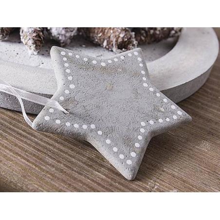 Moule étoile 6 cm en plastique