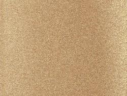 Feuille pailletées - doré