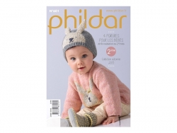 Mini magazine - Phildar no. 601 (in French)