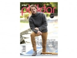 Mini magazine - Phildar no. 600 (in French)