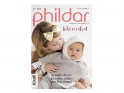 Magazine bébé et enfant Phildar n°127