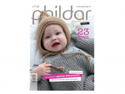 Magazin - Débutant bébé - Phildar no. 129 (in French)