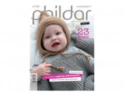 Magazine débutant bébé Phildar n°129