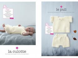 Magazin - Débutant bébé - Phildar Nr. 129 (auf Französisch)