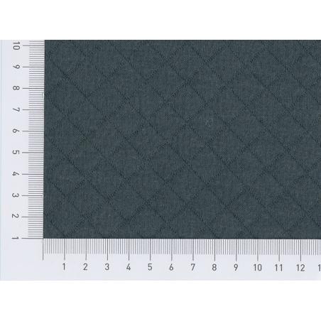 Acheter Tissu jersey matelassé - gris anthracite - 1,89€ en ligne sur La Petite Epicerie - 100% Loisirs créatifs