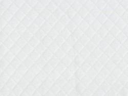 Tissu jersey matelassé - gris anthracite