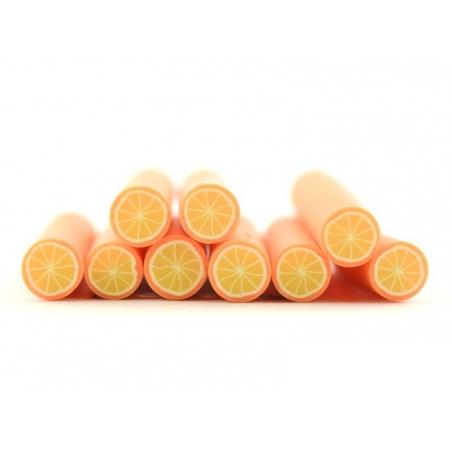 Orange cane - with a large diameter