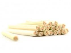 Cane Sapin sucre d'orge en pâte polymère