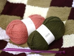 Laine à tricoter Twist - kaki