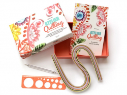 Kit - Atelier Quilling (in French)