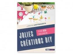 Buch - Jolies créations DIY (auf Französisch)
