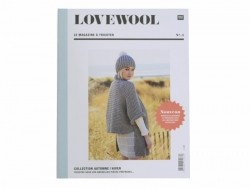 Magazine Lovewool Rico Design - 1
